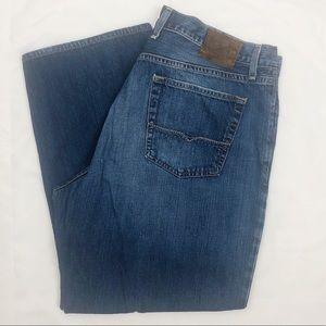 Lucky Brand Ashbury 181 Relaxed Ol Regatta Jeans